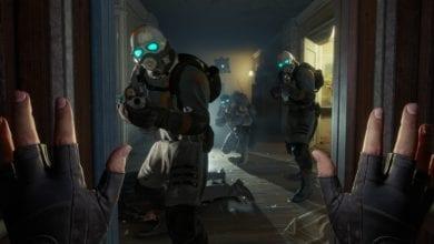 Открылся предварительный заказ Half-Life: Alyx
