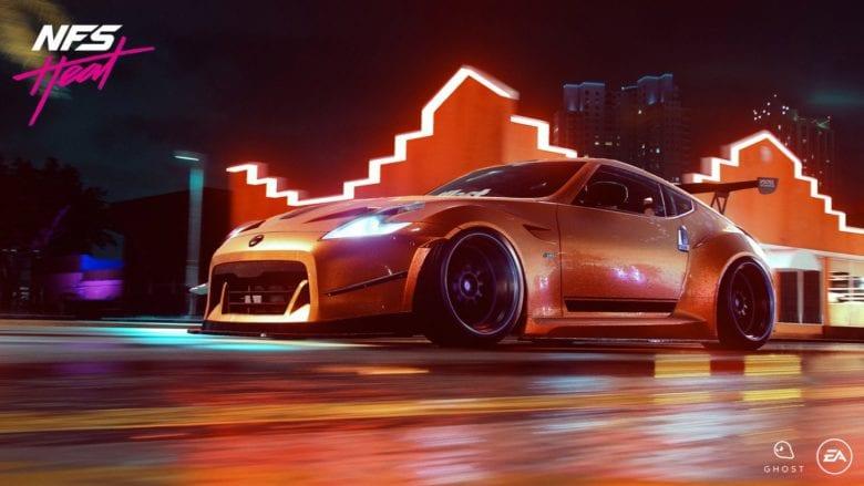 Палм-Сити — лучший мир в Need for Speed Heat