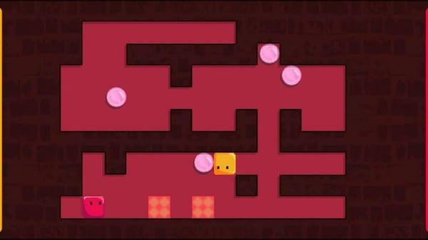 Познакомься с двумя кубиками. Bleep Bloop вышла на PlayStation