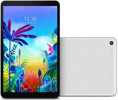 Представлен планшет LG G pad 5 10.1