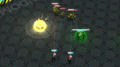 Стратегия про роботов Gladiabots выйдет на iOS 14 декабря