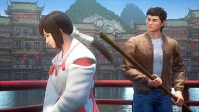Photo of Узнайте тайну Зеркала Феникса. Shenmue III вышла на PlayStation и ПК