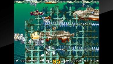 Photo of Управляйте подводной лодкой. Arcade Archives IN THE HUNT вышла на PlayStation
