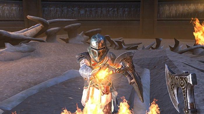 Этот режим поможет вам получить совершенно новый опыт от игры в The Elder Scrolls: Blades