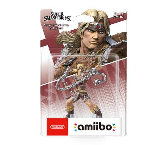 Amiibo Саймон (коллекция Super Smash Bros.)