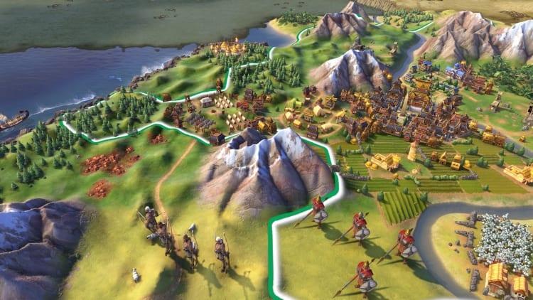 Civilization VI на PS4 и Xbox One выйдет 22 ноября