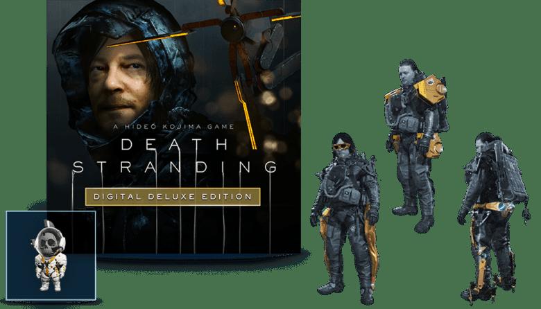 Death Stranding – цифровое расширенное издание