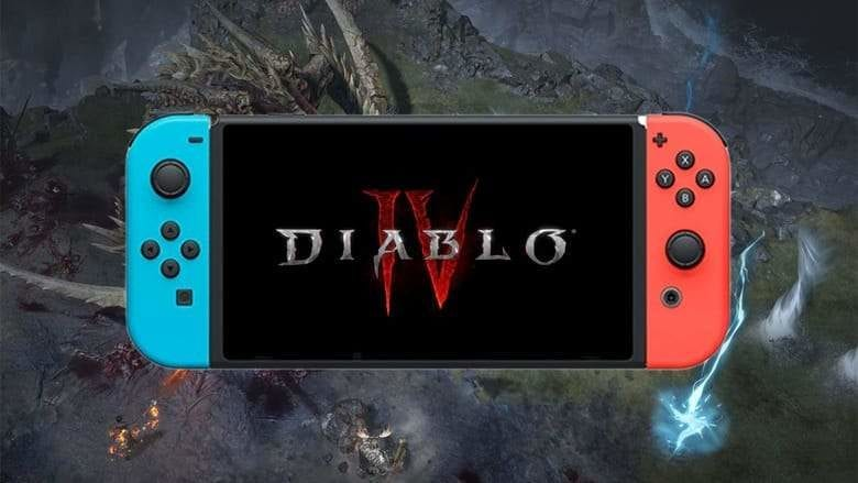 Diablo 4 на Nintendo Switch