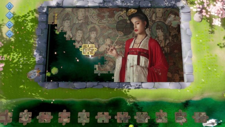 Dream Creek Paint Square-это старинная головоломка