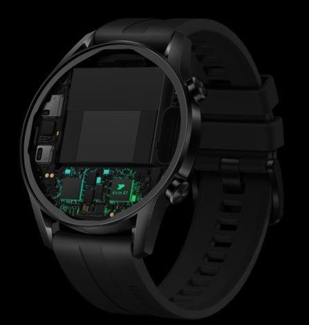 Kirin A1 – это разработанный компанией HUAWEI процессор для носимых устройств