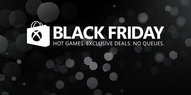 Microsoft анонсировала распродажу игр Xbox One на «Черную пятницу»