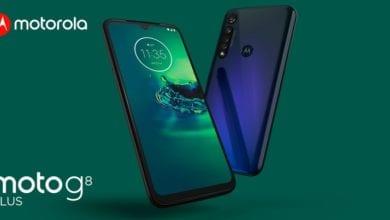 Photo of Motorola анонсирует старт продаж Moto G8 Plus в России
