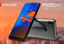 Motorola начинает продажи новой версии смартфона Moto E6 plus