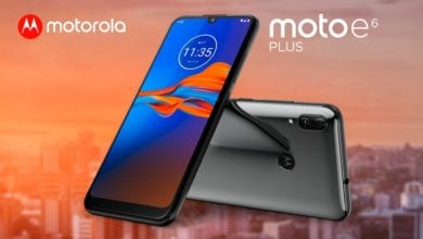 Photo of Motorola начинает продажи новой версии смартфона Moto E6 plus