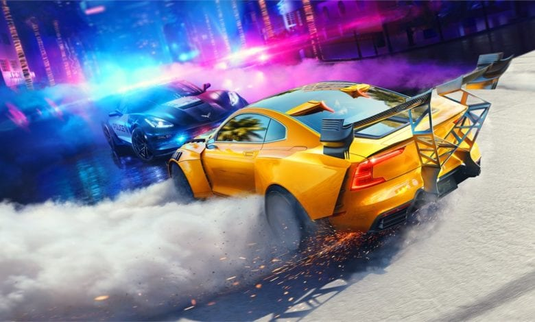 Need for Speed: Heat - Модификация машин