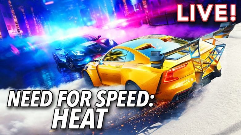 Need for Speed Heat Саундтрек