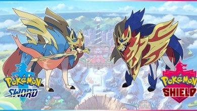 Photo of Pokémon Shield и Pokémon Sword вышли на Nintendo
