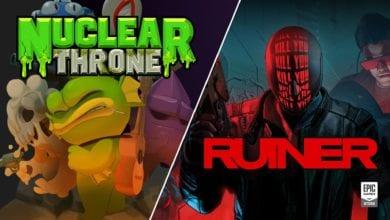 Photo of RUINER и Nuclear Throne можно забрать бесплатно