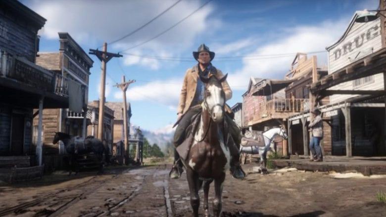Red Dead Redemption 2 выйдет в 16:00 МСК