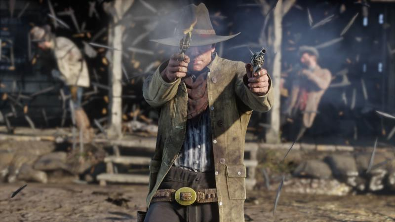 Red Dead Redemption 2 вылетает при запуске «Непредвиденная ошибка»