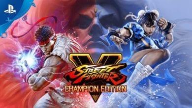 Photo of Street Fighter V: Champion Edition выйдет на PS4 в феврале 2020 года