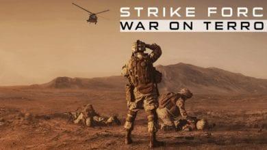 Strike Force - War on Terror вышла на Nintendo
