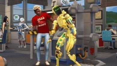 «The Sims™ 4 В университете» 17 декабря выйдет на PlayStation®4 и Xbox One