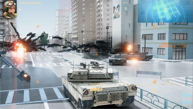 Tokyo Warfare Turbo доступна на Xbox One