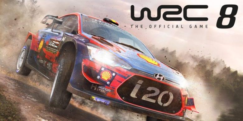 WRC 8 FIA World Rally Championship вышла на Nintendo