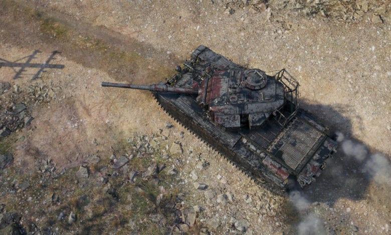 World of Tanks: «Тёмный поход»