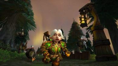 World of Warcraft начинается Пиршество странников