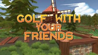 Photo of Видео. Игра Golf With Your Friends. Трейлер