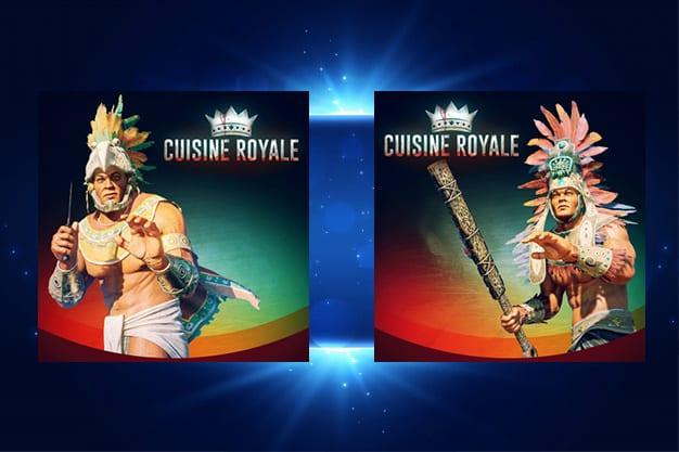 Вышло дополнение Набор 'Рыцаря Орла' и Набор 'Век Нагваля' к игре Cuisine Royale