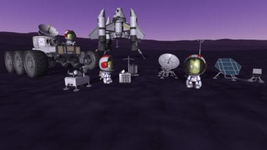 Photo of Вышло дополнение Breaking Ground для Kerbal Space Program