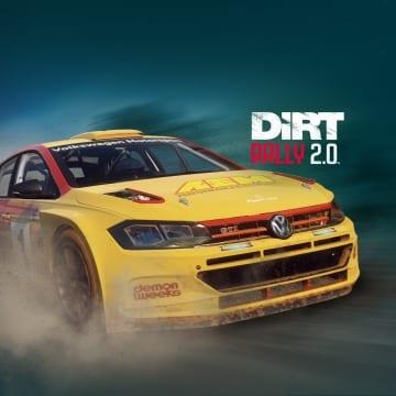 Вышло дополнение DiRT Rally 2.0 - Season 4 - Stage 1 Liveries
