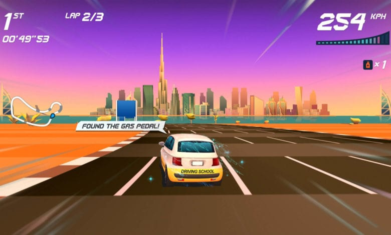 Вышло дополнение Horizon Chase Turbo - Rookie Series