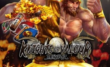 Photo of Вышло дополнение Knights of Valour: PS Plus Zhang Fei's Golden Pack