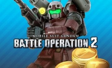 Вышло дополнение Special Token Set к игре MOBILE SUIT GUNDAM BATTLE OPERATION 2