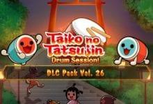 Вышло дополнение Taiko no Tatsujin - DLC Vol. 26