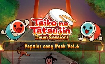 Photo of Вышло дополнение Taiko no Tatsujin – Popular Song Pack Vol.6