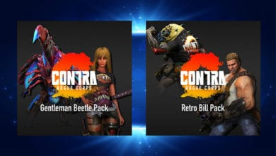 Photo of Вышло дополнение The Gentleman Beetle Pack и Retro Bill Pack к игре CONTRA: ROGUE CORPS