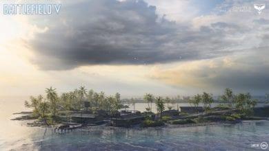 В Battlefield V «Остров Уэйк» снова готов вас принять