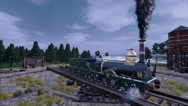 В Railway Empire добавили новый уровень - Northern Europe
