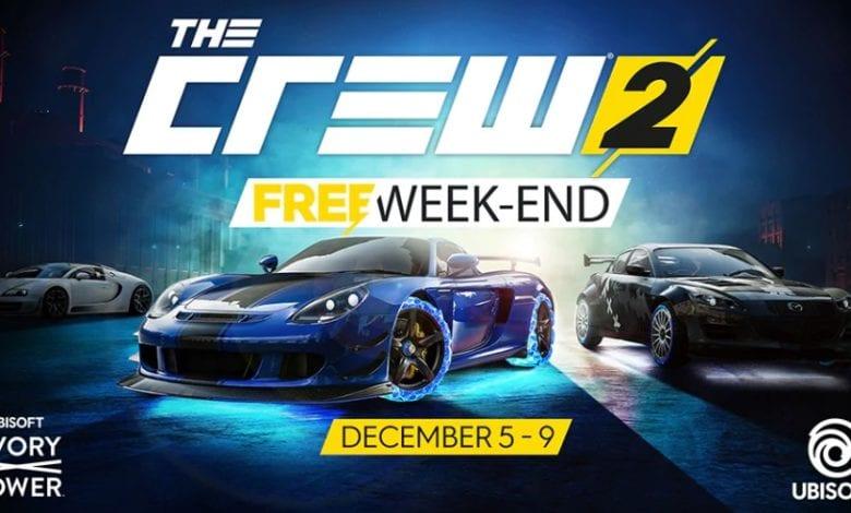 В The Crew 2 с 5 по 9 декабря можно будет сыграть бесплатно