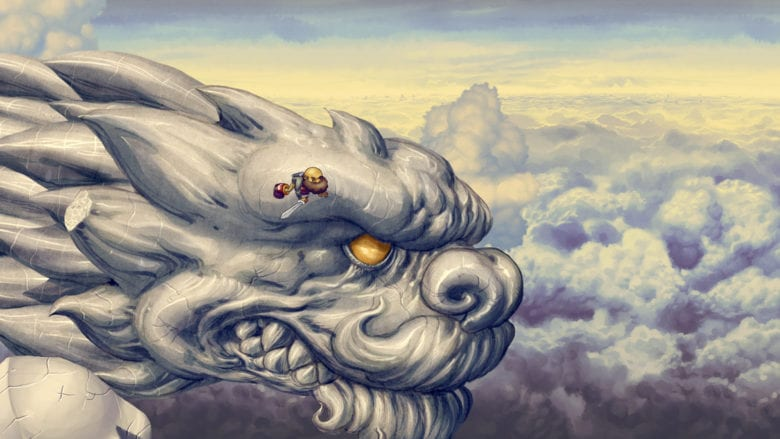 Драконы захватили Землю. Игра EarthNight вышла на Nintendo, PlayStation и ПК