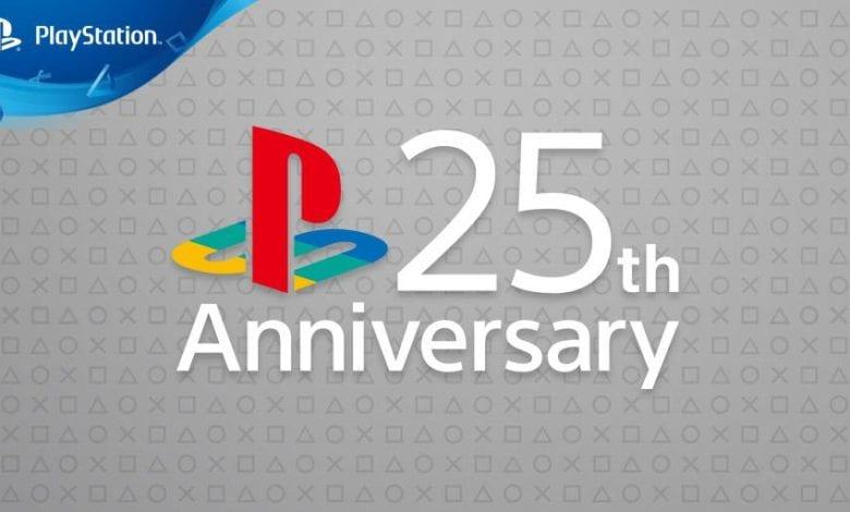 Завтра исполняется 25 лет PlayStation