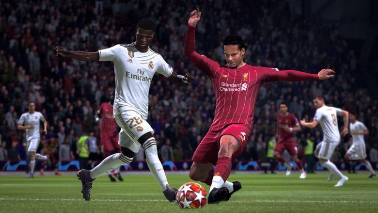 Игра EA SPORTS™ FIFA 20 — издание Ultimate вышла на Xbox и PlayStation