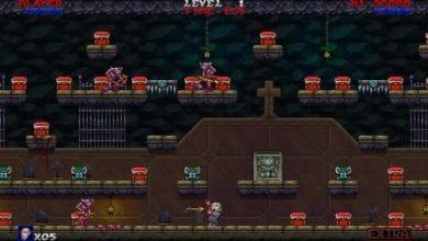 Photo of Игра Eternum Ex вышла на PS4