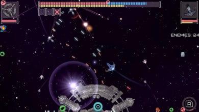 Игра Event Horizon: Space Defense вышла на Nintendo Switch