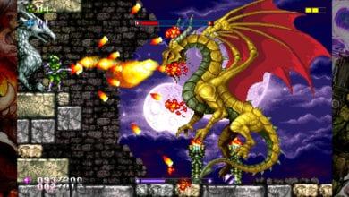 Игра Gunlord X вышла на PS4